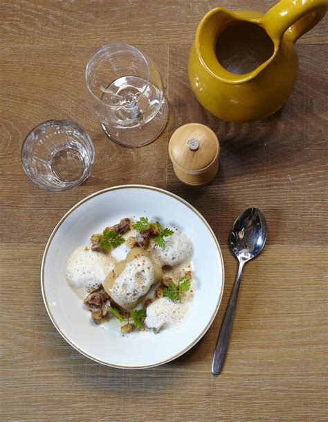 royale cuisine velouté de châtaigne royale de foie gras pour 4 personnes
