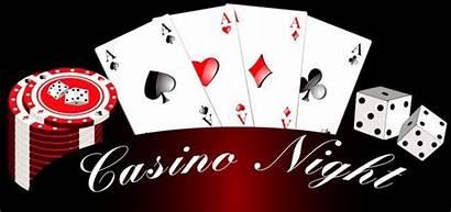 Casino Clip Night Clipart Gambling Pto Today