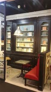 Bibliotheque Chene Massif : biblioth que ch ne massif de longueur 3 m tres provence et fils ~ Teatrodelosmanantiales.com Idées de Décoration