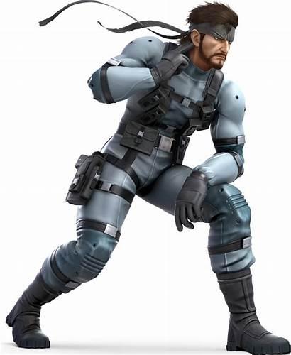 Snake Ssbu Smash Bros Smashwiki Wiki