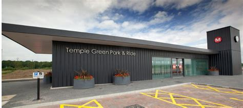 Bristol City: Temple Green Park & Ride shuttle service ...