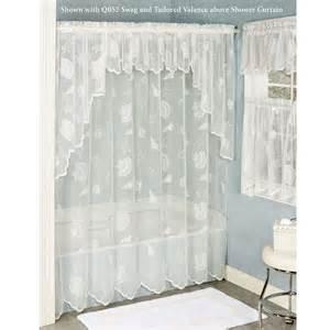 Walmart Com Bedding Sets by Seashells Lace Shower Curtain
