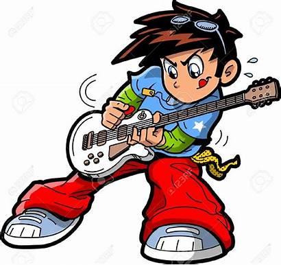 Rockstar Clipart Rock Anime Clipartlook