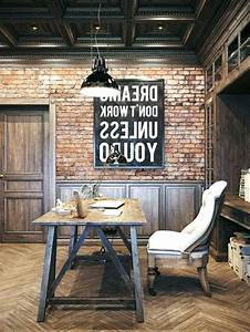 Deco Industrielle Atelier : deco murale style industriel ~ Teatrodelosmanantiales.com Idées de Décoration