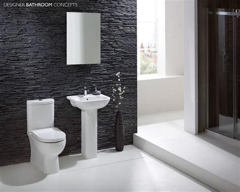 designer bathrooms designer bathroom suite lunasuite