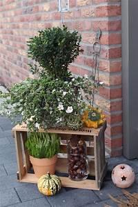 Herbstdeko Für Den Garten : herbstdeko ideen f r haus und garten ~ Orissabook.com Haus und Dekorationen