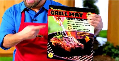 miracle grill mat as seen on tv 32 best images about as seen on tv on
