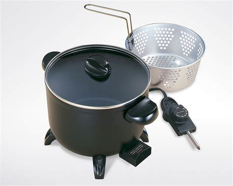 Presto 06006 5 Piece Kitchen Kettle Multi Cooker Steamer