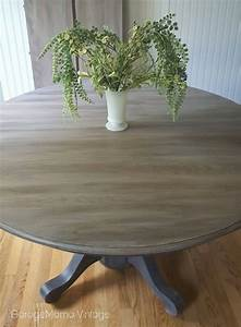 Masterful Table Layered In Stain Paint General
