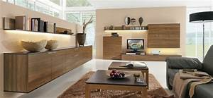 salon moderne par musterring en 25 idees d39amenagement With meuble de salon contemporain