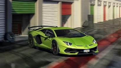 Svj Lamborghini Aventador 4k Wallpapers Cars