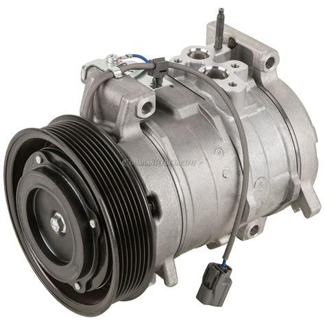 2004 Honda Accord A/C Compressor 2.4L Engine   Sedan