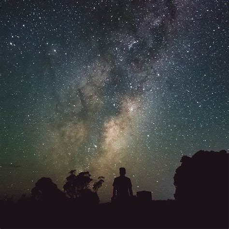 Glorious Photo The Milky Way From Earth