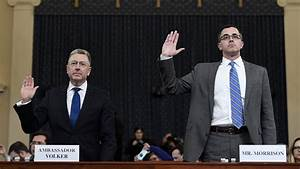 Republican-requested witness rejects Trump's 'conspiracy ...