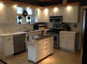 kitchens with small islands 25 portable kitchen islands rolling movable designs designing idea