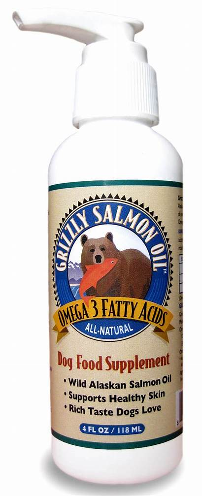 Salmon Oil Grizzly Dogs Ounce Oz