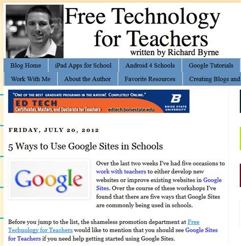 5 Ways To Use Google Sites In Schools  Pinterest Google