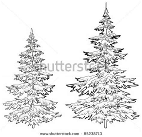 pencil drawings christmas trees quotes pencil drawing quotesgram