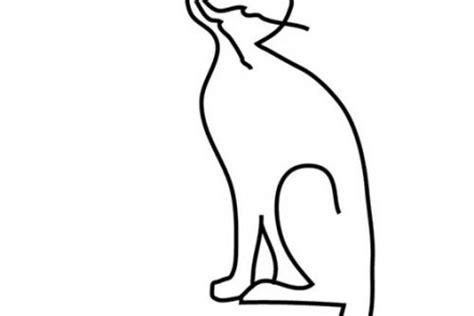dessin de chat assis coloriage coloriage d un