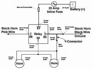 Go 8327  Truck Air Horn Diagram