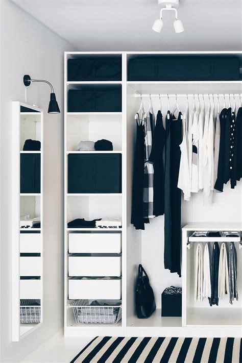 Ankleidezimmer Schrank Ikea by 7 Tipps Und Praktische Ideen F 252 R Ein Stilvolles
