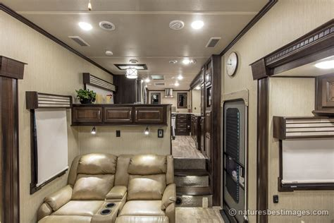 front kitchen 5th wheel 2018 luxury front kitchen fifth wheel model 386fk ebay