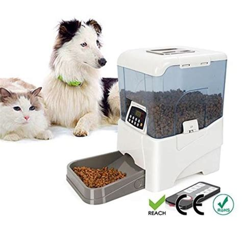 automatic pet feeder reviews top 10 best automatic feeders reviews a listly list