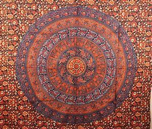 deco murale indienne With tapis chambre bébé avec tapis acupression fleur de lotus