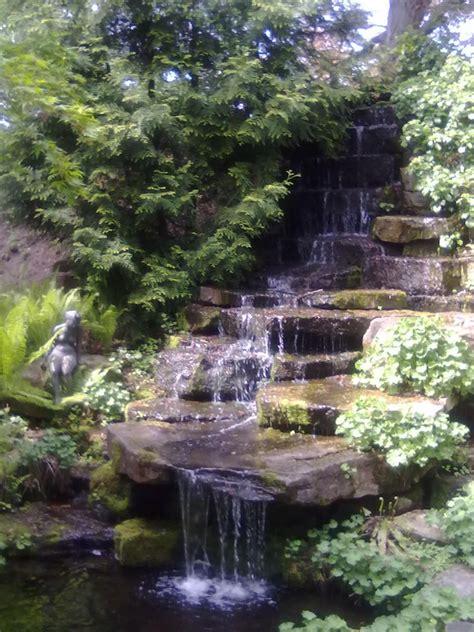 Förderverein Botanischer Garten Braunschweig by Wasserfall Botanischer Garten Braunschweig Foto Bild