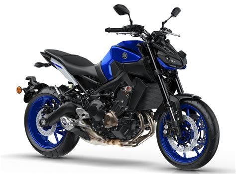 Yamaha Mt 09 Image by 2017 Yamaha Mt 09 Updated For The New Year Now With Led