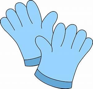 Gardening Gloves Clip Art - Gardening Gloves Image