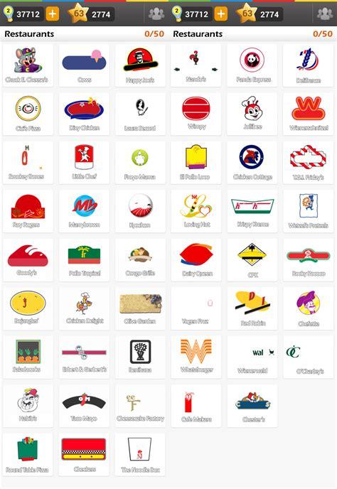 Logo Game: Guess the Brand [Bonus] Restaurants ~ Doors Geek