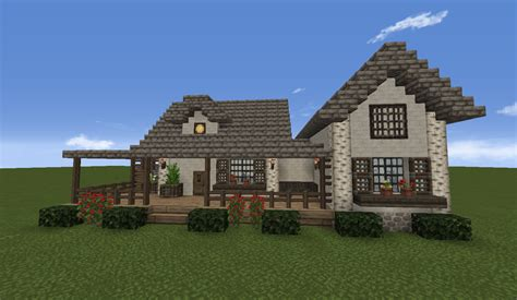 nice  house          minecraft