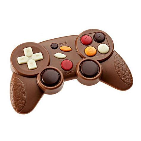 jeux de cuisine de chocolat la manette de jeux vidéos en chocolat