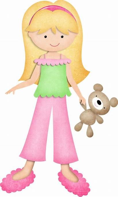 Pajama Clipart Pajamas Party Pj Kid Clip