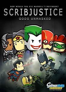Scribblenauts unmasked images #01