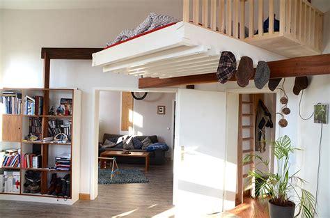 Unterm Hochbett by Hochbett Holz Wei Hochbett Wei Lifestyle Holz Cm