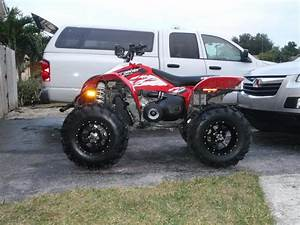 Polaris Scrambler 500 Lifted