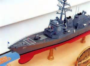 USS Arleigh Burke DDG 51
