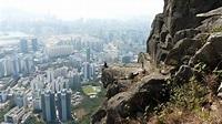 飛鵝山 自殺崖 Suicide Cliff, Kowloon Peak - YouTube