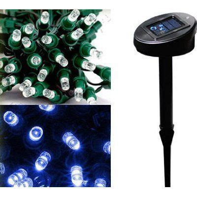 25 best ideas about solar powered christmas lights on