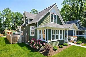 Colorful, Cottages, Homes, Inglenook, Carmel