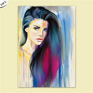 Paintings Of A Girl www pixshark com - Images Galleries