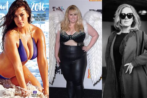 celebrity body positive moments  change