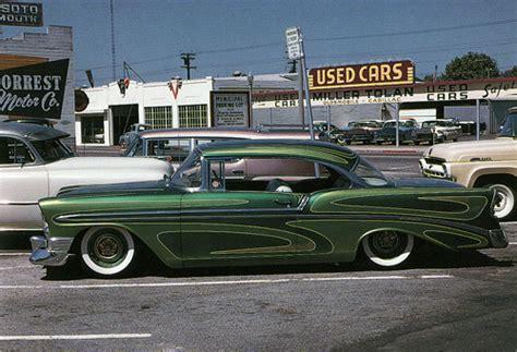 Kustom Kingdom Custom Cars Of The 1950's  Andy Southard