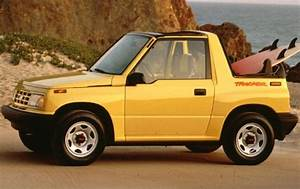Used 1995 Geo Tracker For Sale