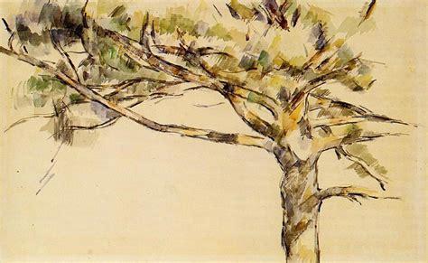 large pine 1905 by paul cezanne 1839 1906