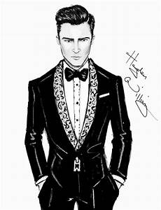 #Hayden Williams Fashion Illustrations #Justin Timberlake ...