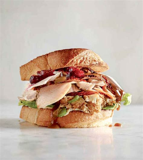 thanksgiving sandwich recipe turkey cranberry sandwich recipe leite s culinaria