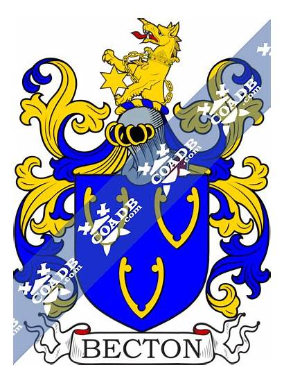Becton Crest Arms